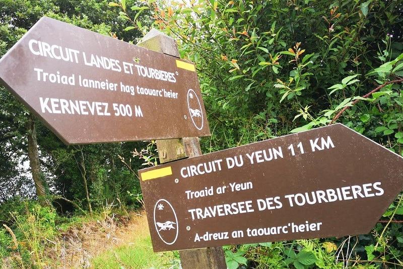 Circuit des Landes et Tourbières