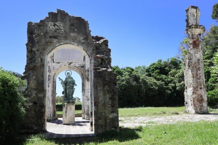Oratoire de Santa Caterina