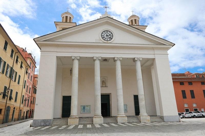 église Santa Maria de Nazareth