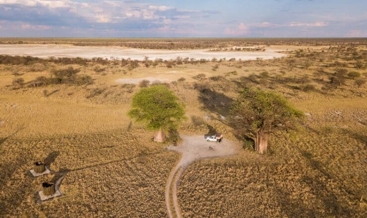 Parc national de Nxai Pan