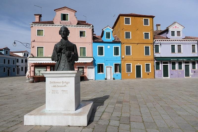 Piazza Galuppi