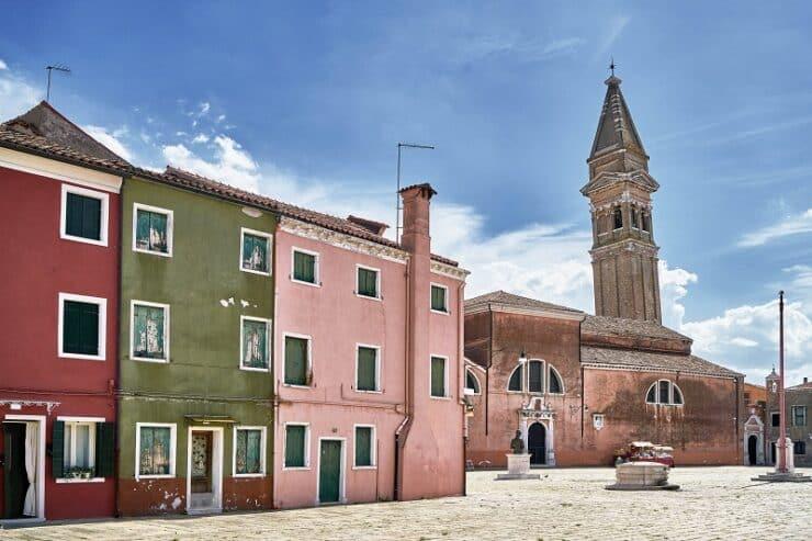 San Martino Vescovo burano