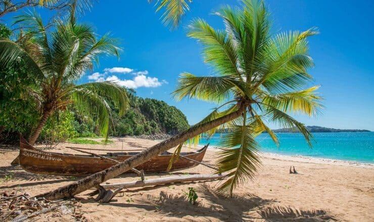 plage à Madagascar