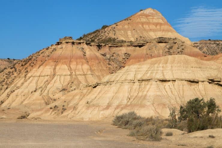 désert bardenas reales