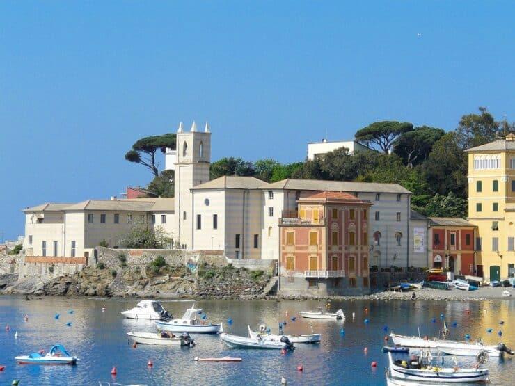 couvent annunziata Sestri Levante