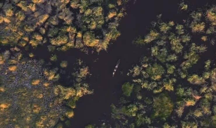 rivière linyanti