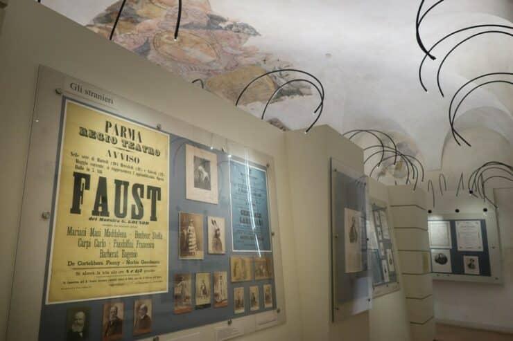 musée de la musique parme