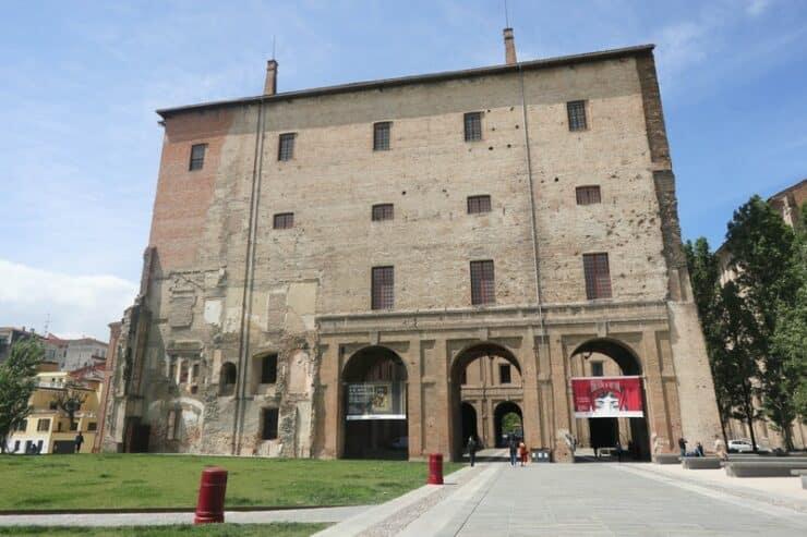 Palazzo della Pilotta