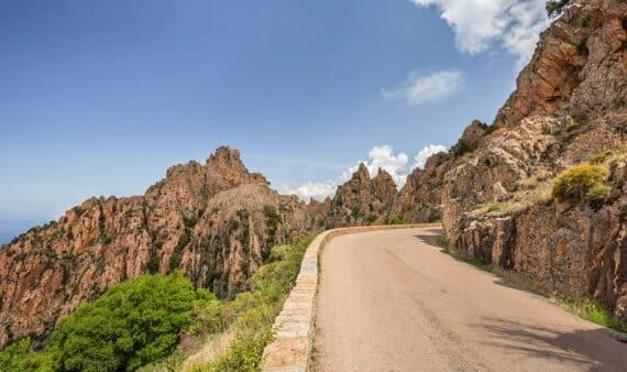 Les plus belles routes de Corse