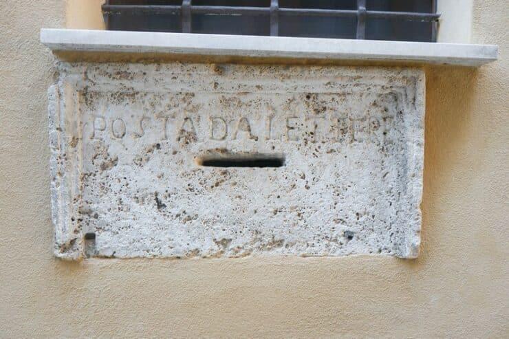 poste italienne