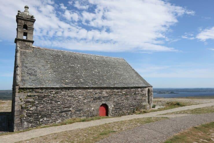 chapelle saint michel brasparts