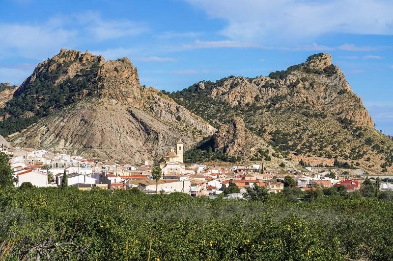 Village de Ricote