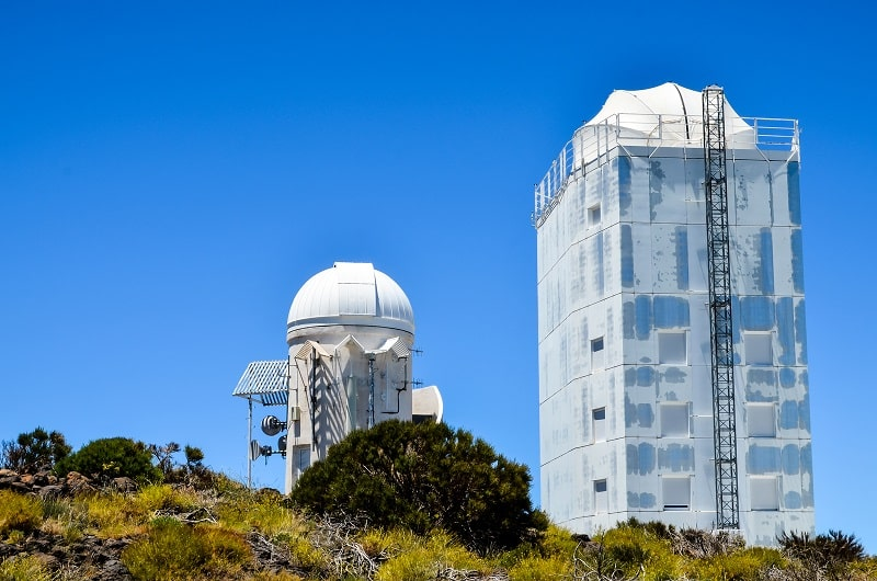 observatoire de teide