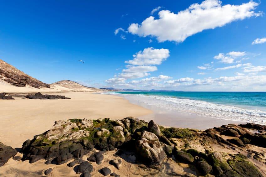 Playa de Esquinzo fuerteventura