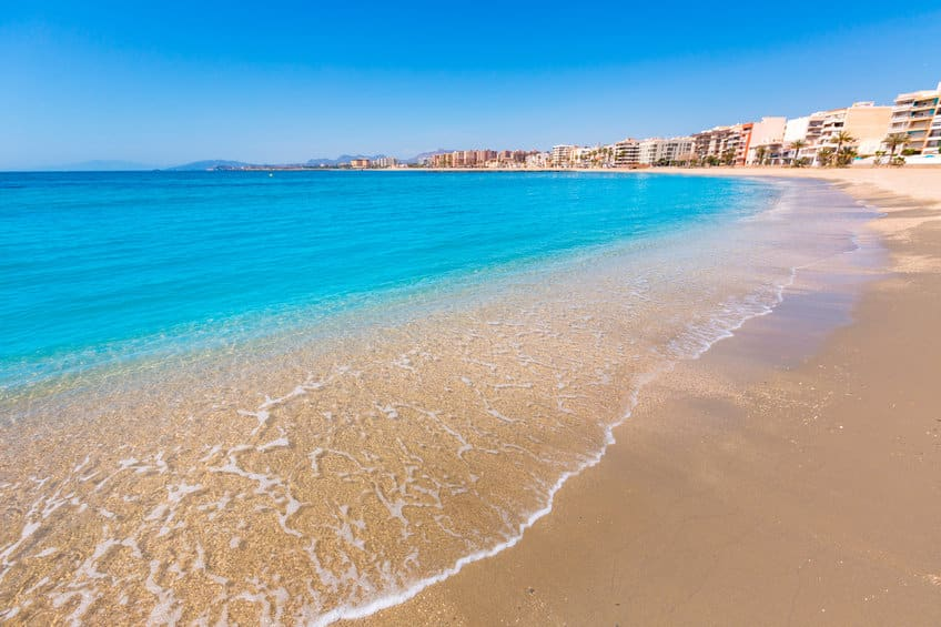 Playa de Poniente (Águilas)