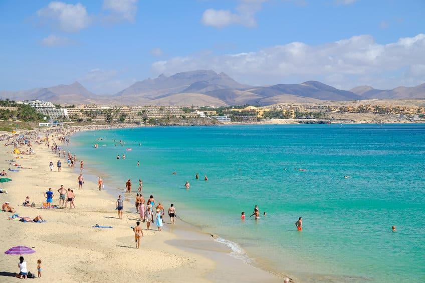 Costa Calma plage