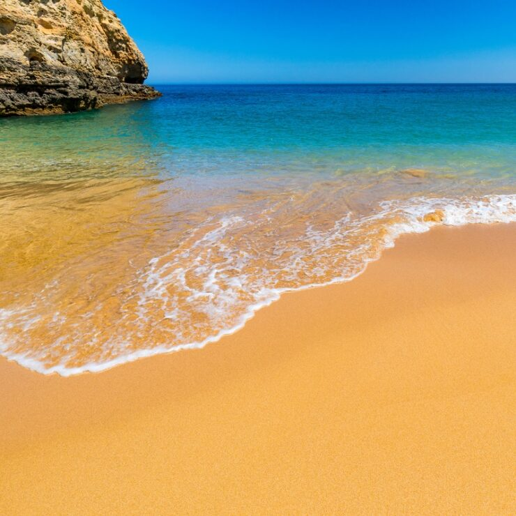 plage d'Albandeira