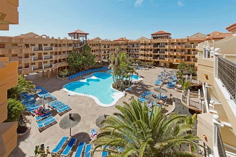 hotel à fuerteventura