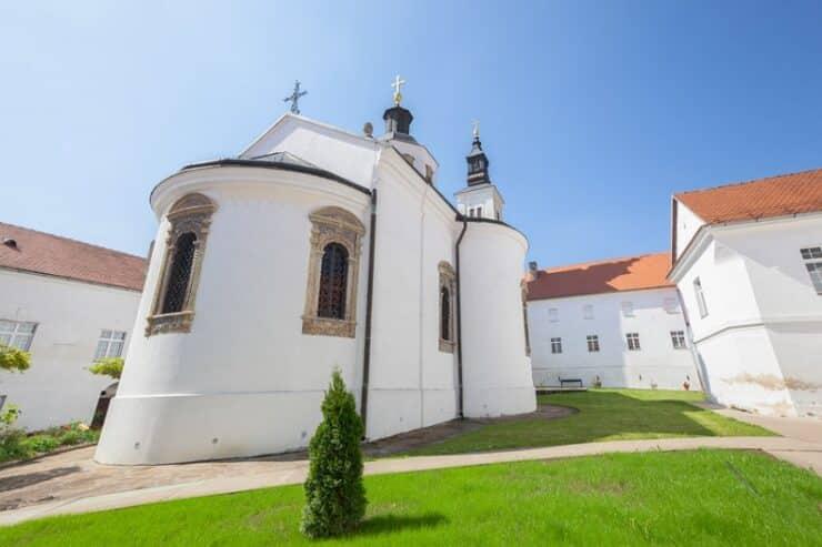 Fruška Gora monastère