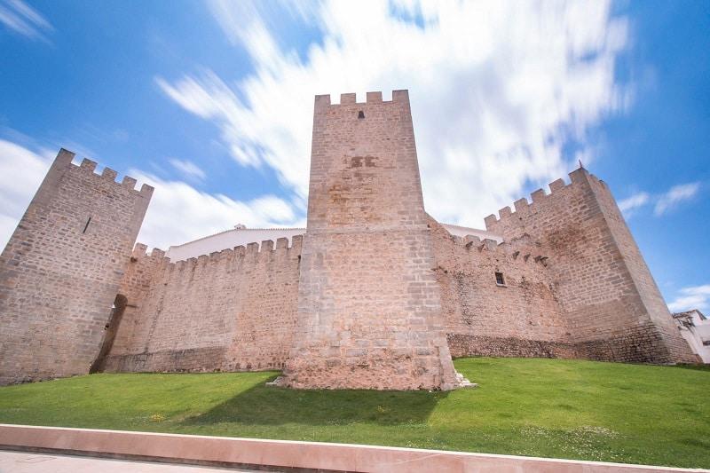 chateau de Loulé