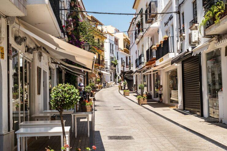 rue de marbella