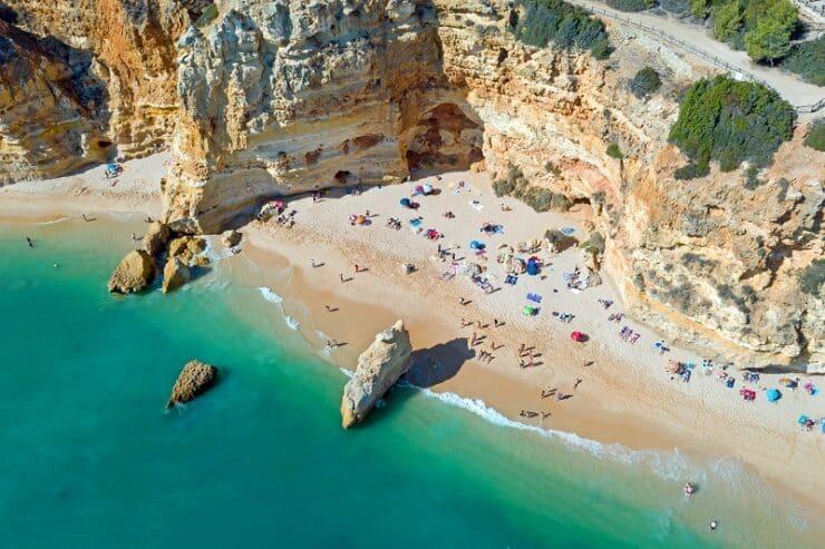 plage de Marinha