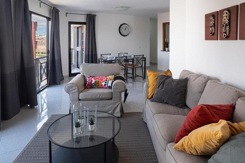 appartement à fuerteventura