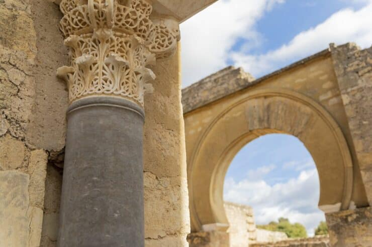 Medina Azahara andalousie