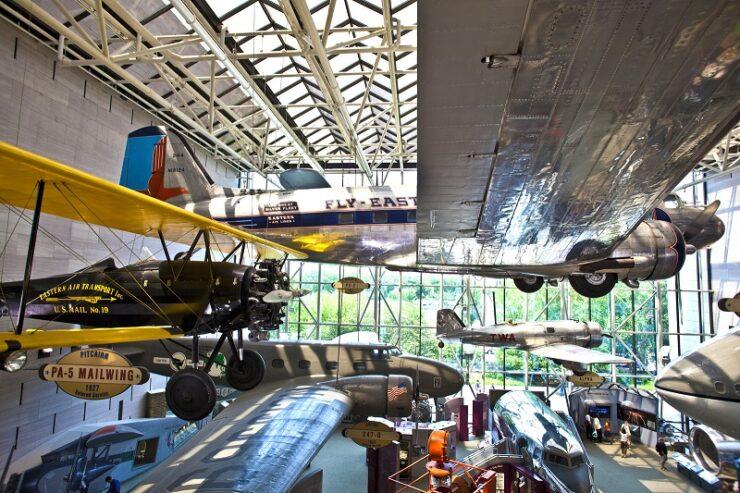 Musée National de l'Air et de l'Espace washington