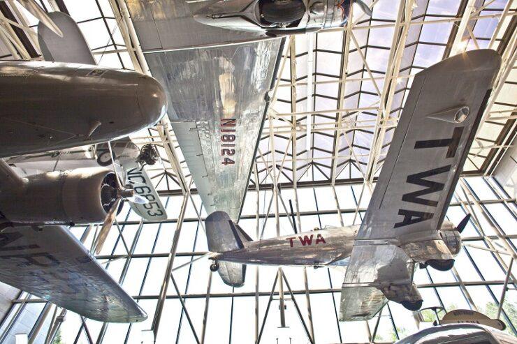 Musée National de l'Air et de l'Espace à washington