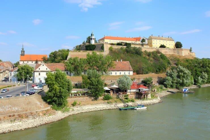 forteresse Petrovaradin