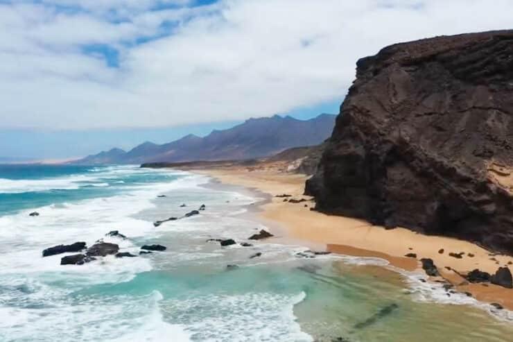 plage ile de fuerteventura
