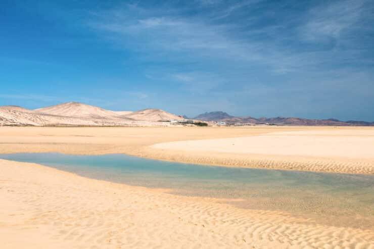meilleures plages fuerteventura