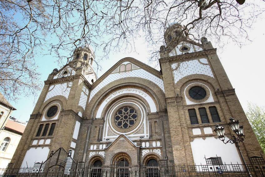 Synagogue novi sad