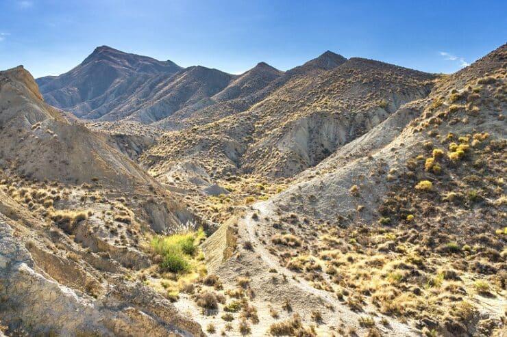 désert de Tabernas