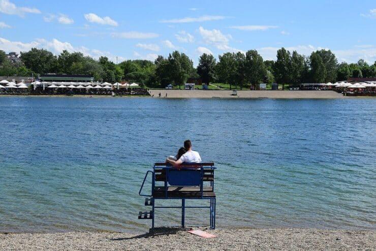 ada ciganlija lac