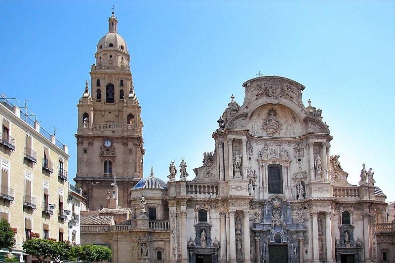 cathédrale de murcie