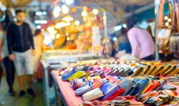 marchés de chaing mai