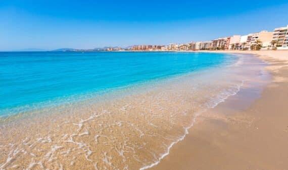 Les plus belles plages de Murcie