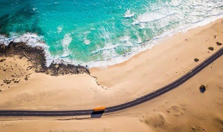 Meilleures plages de Fuerteventura