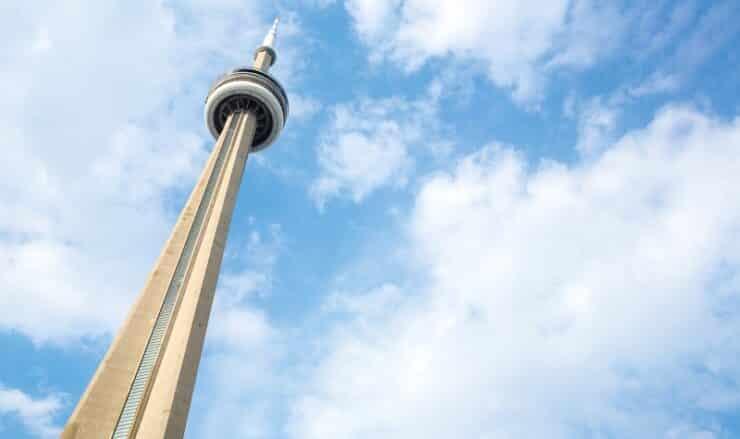 Tour CN à Toronto