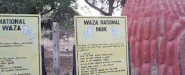 Parc national de Waza